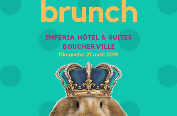 Brunch de Pâques à Boucherville