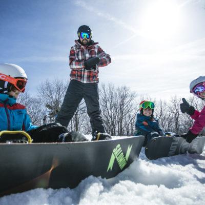 Snow Ski St-Bruno