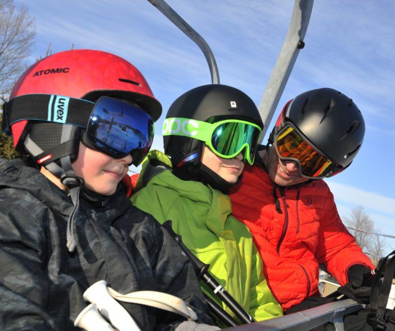 Famille Ski St-Bruno