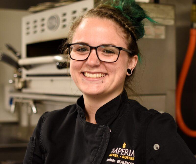 Noémie Beaudoin Chef BMG