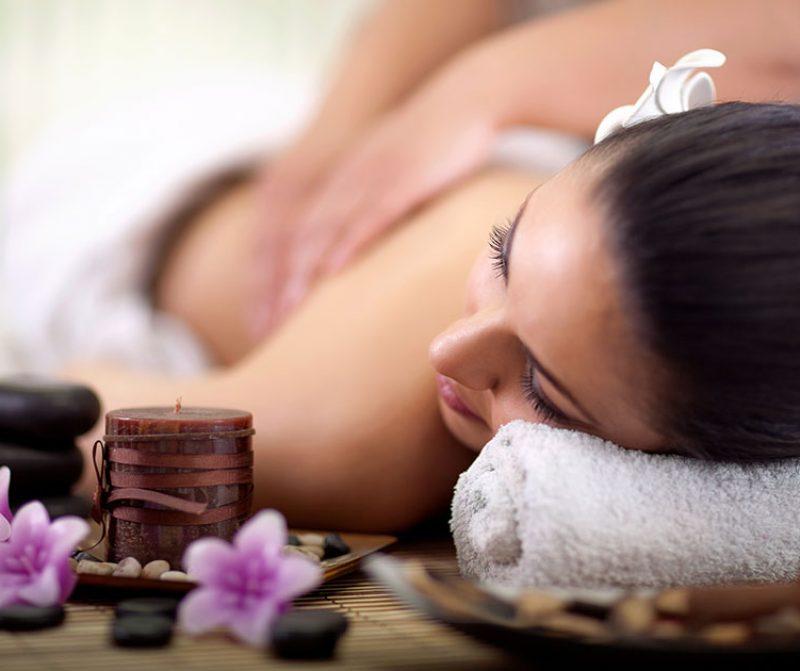 Forfait Massage Spa