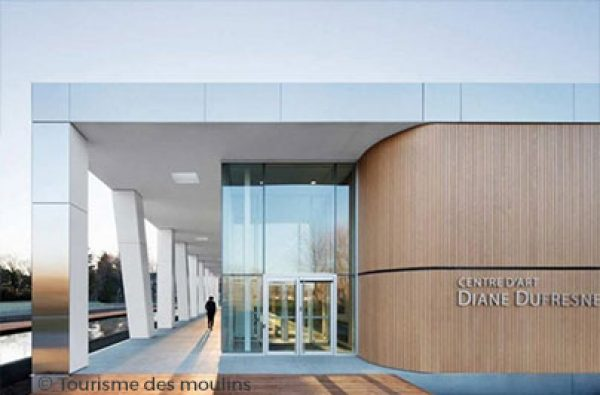 Le centre d'art Diane-Dufresne