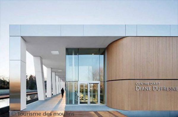 Le centre d'art Diane-Dufresne
