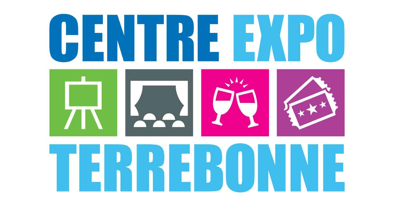Logo Centre Expo Terrebonne