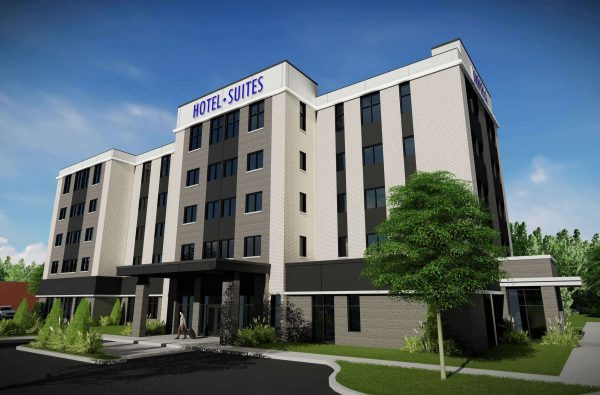 New hotel in Boucherville