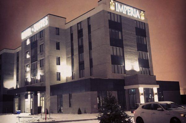 Nouvel hôtel à Boucherville