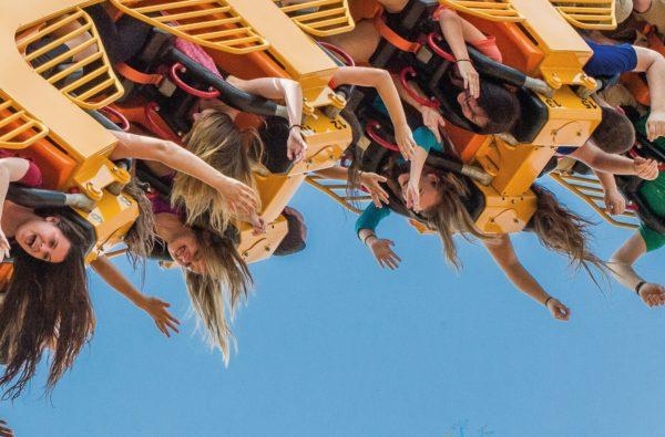 Duvet & thrill rides